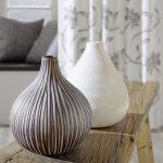 Vorhang Vase